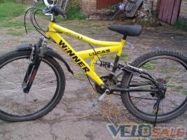Продам Look winner - Рівне - гірський, mtb велосипед двопідвіс 1349 грн.