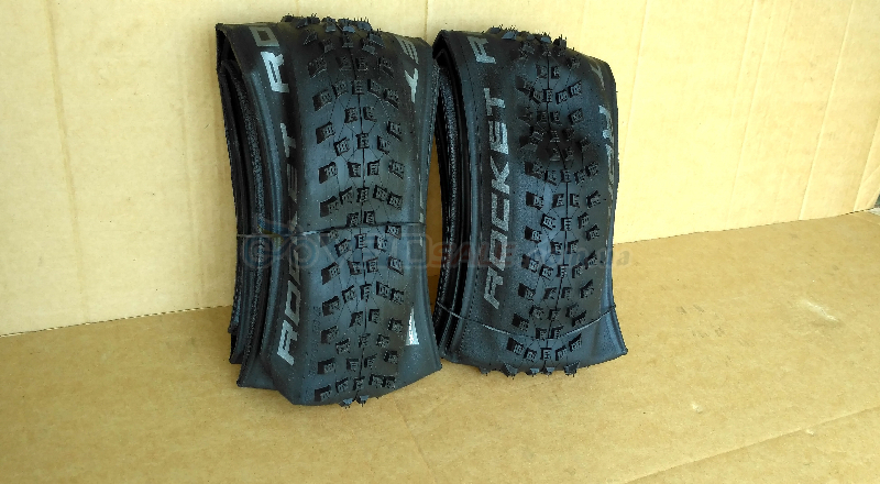 Покрышки Schwalbe Rocket Ron Evolution (27,5x2.25) - Комсомольск - 800 грн.