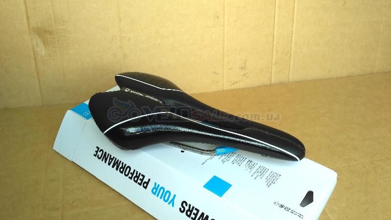 Седло PRO Griffon Lady Black Ti AF (Новое) - Комсомольск - 1400 грн.