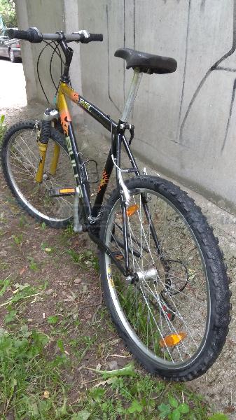 Продам велосипед Bulls XXL 1005 26 ,супер.
