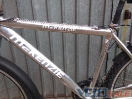 Продам велосипед McKenzie 26 ,алю,супер.