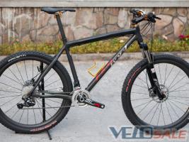 FRM Italy 27.5 (Новый) Без пробега. Карбоновые колеса