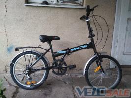 """Складний велосипед """"20"""" - Івано-Франківськ - 2100 грн."""