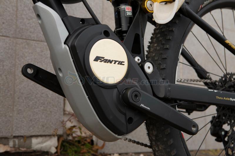 Fantic XF1 (Италия) Новый. Электро