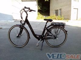 Продам Fischer Pedelec City Automatik - Київ - Новий електровелосипед велосипед rigid 12000 грн.
