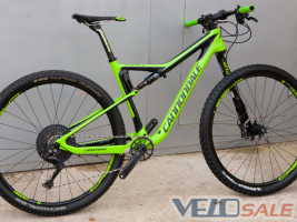 Cannondale Scalpel-Si Carbon 4 (2018)