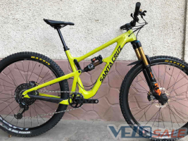 Santa Cruz Hightower LT Carbon (США) - Львов - 3300 дол.