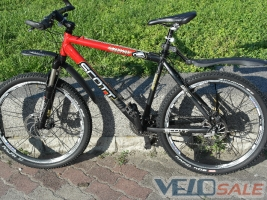 Куплю Scott 123 - Рівне - гірський, mtb велосипед hardtail 4500 грн.