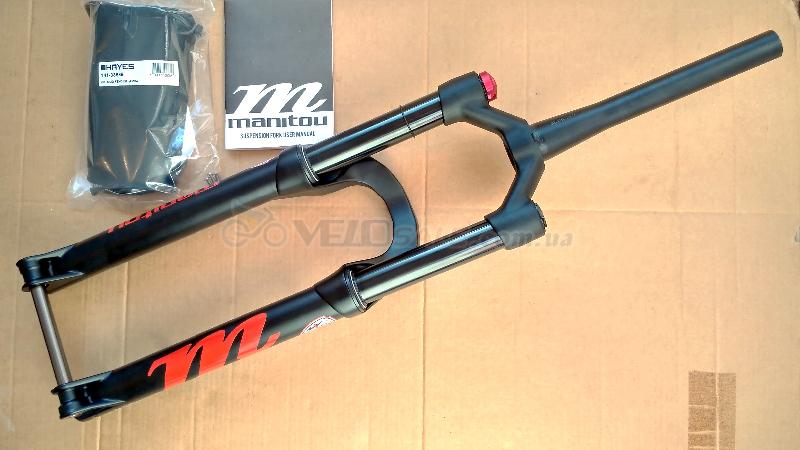 """Вилка Manitou Mattoc Comp 27.5"""" 140mm (Новая) - Комсомольск - 7500 грн."""