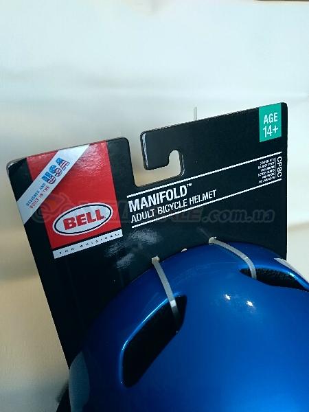 Велосипедный шлем каска Bell Manifold - Київ - 450 грн.