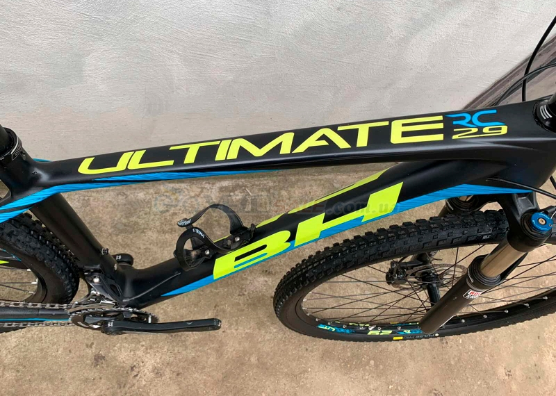 BH Ultimate RC 29 (2017г Испания)