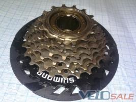 Трещотка Shimano MF-TZ500 -CP c защитой 7 звезд  С - Чернігів - 259 грн.