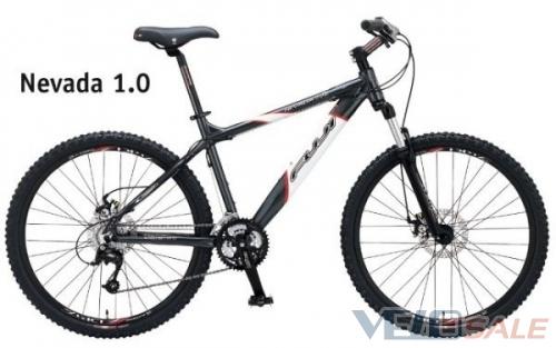 Розыск велосипеда Fyji nevada 1.0 - Киев