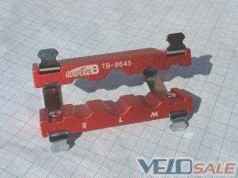 Вставка в тиски для зажима осей SuperB TB-8645 Сай - Чернігів - 415 грн.