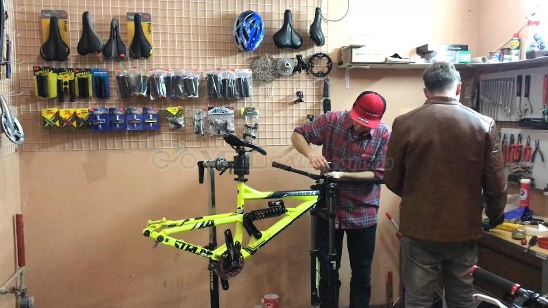 Обслуговування велосипеда зберігає його ресурс на 70%