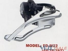 Переключатель передний (48/42T) microSHIFT FD-M22 - Чернігів - 189 грн.