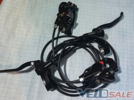 Гидравлические тормоза Shimano BR-MT200 задние+ пе - Чернігів - 1535 грн.