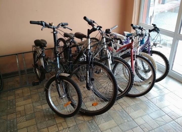 Велосипеди доступні всім