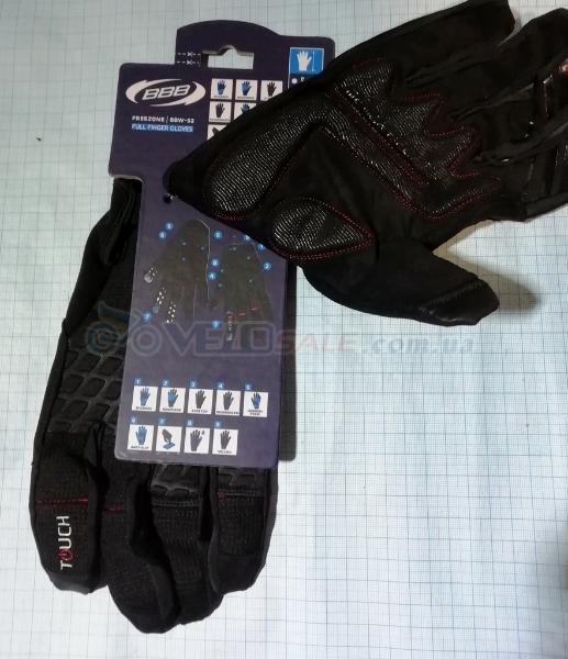 Перчатки BBB BBW-52 FreeZone с эффектом памяти Сай - Чернігів - 517 грн.