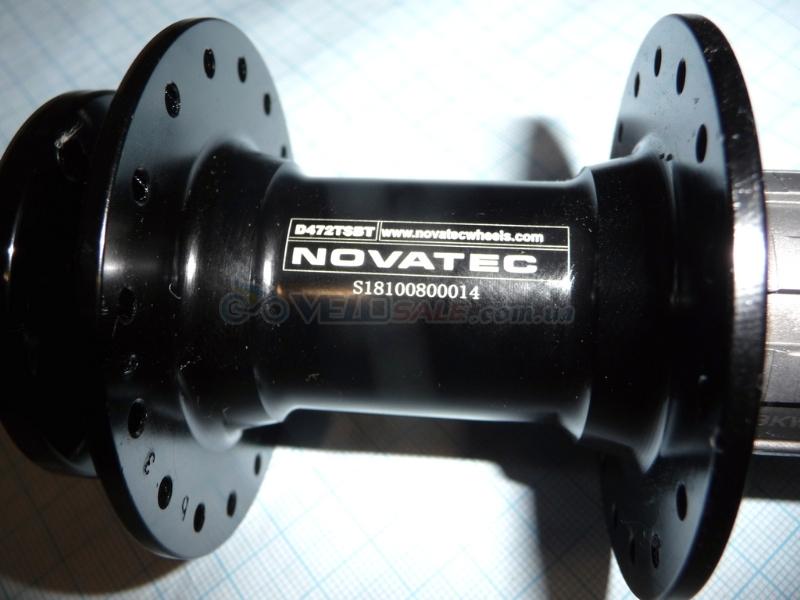 Втулка задн. Novatec D472TSBT 2 промподшипника   С - Чернігів - 617 грн.