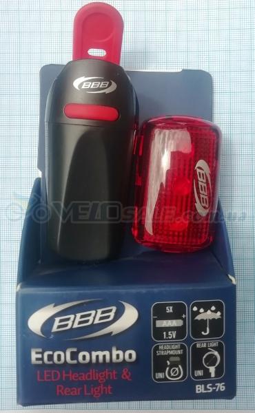 Комплект света перед.+ задн. BBB BLS-76 (BLS-78 и  - Чернігів - 419 грн.