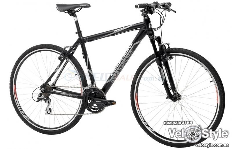 Розыск велосипеда Bergamont Rephlex 2010 черный - Киев