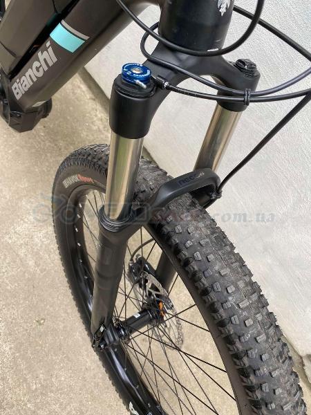 Bianchi Ascent (Италия.Электро 2017г)
