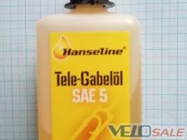 Масло для вилок 5WT HanselineTele-Gabeloil SAE5, 2 - Чернігів - 195 грн.