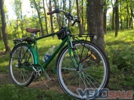 Велосипед Dorozhnik comfort male на планетарной втулке