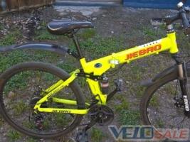 "Велосипед горный TopRider 26"" складной - Кіровоград - 4600 грн."
