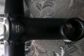 Велосипедный руль алюминиевый 31,8 мм с выносом под шток 1 1/8