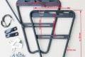 Багажник на вилку XLC LR-F01 Lowrider c крепежом G - Чернигов - 655 грн.