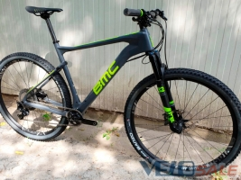 BMC Teamelite 01 THREE (Швейцария 2018г)