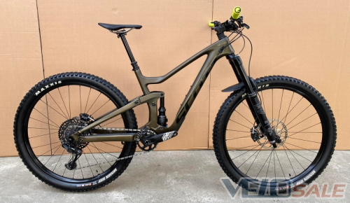 Scott Ransom Carbon 910 (Состояние нового 2019г)  Фрирайд 170мм