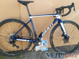 Новый циклокросс Giant TCX SLR 2 (2020г)