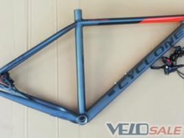 Велосипедная рама 29 Cyclone Pro 2.0 на оси с гидр - Чернігів - 6075 грн.