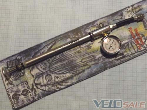 Насос для вилки GIYO GS-01 с манометром  Прочный а - Чернігів - 725 грн.