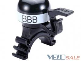 Звонок BBB BBB-16 MiniFit черно-белый  BBB BBB-16  - Чернігів - 127 грн.