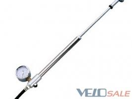 Насос GIYO GS-01 для вилки с манометром  Прочный а - Чернігів - 725 грн.