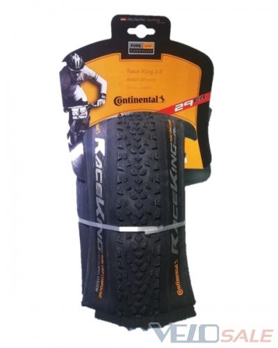 Покрышка Continental Race King 29x2.0 Foldable, Pu - Чернигов - 845 грн.