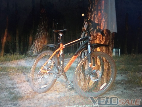 Розыск велосипеда Trek (Gary Fisher) Advance - Киев