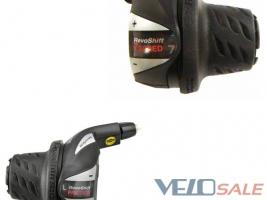 Манетки (ревошифты) Shimano SL-RS36 3х7 скоростей  - Чернигов - 269 грн.