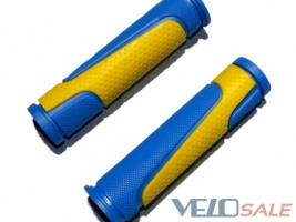 Гріпси (ручки керма) Spelli SBG-6708L 127 mm прямі - Чернігів - 81 грн.
