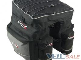 Сумка на багажник велобаул ProX Montana 602 на 43  - Чернігів - 1079 грн.