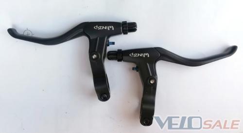 Тормозные ручки WinZip WL-219D под 3 пальца алюмин - Чернигов - 167 грн.