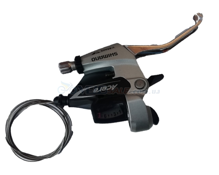 Манетка (моноблок) правый Shimano ST-M360 Acera на - Чернигов - 465 грн.
