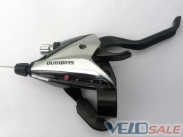 Манетка (моноблок) правый Shimano ST-EF65 на 8 ск - Чернигов - 467 грн.