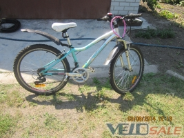 Продам Winner winner - Нові Санжари - дитячий, підлітковий велосипед hardtail 2180 грн.