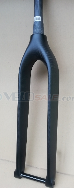 Ригидная карбоновая вилка TopGun QC737 29ER конусн - Чернигов - 3491 грн.