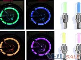 Cветодиодная LED насадка на ниппель